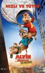 Alvin ve Sincaplar: Yol Macerası Türkçe Dublaj izle