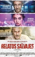 Asabiyim Ben  / Relatos salvajes 2014 Türkçe Altyazılı izle