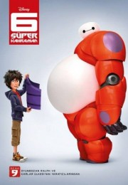 6 Süper Kahraman – Big Hero 6 izle