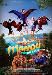 Seri ve Tüylü Manou the Swift