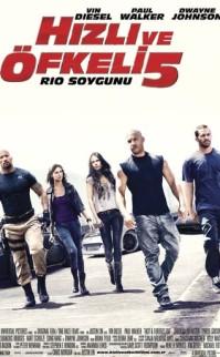 Hızlı ve Öfkeli 5: Rio Soygunu