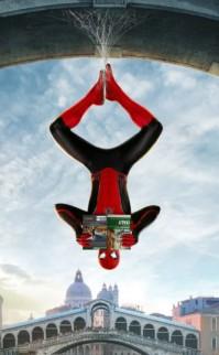 Örümcek Adam Evden Uzakta