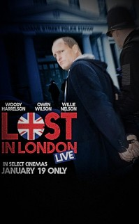 Lost in London 2017 izle