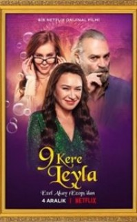 9 Kere Leyla 2020 Türkçe Dublaj 720P