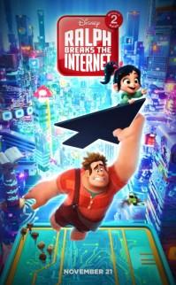 Oyun Bozan Ralph 2 Animasyon – Ralph Breaks The Internet Türkçe Dublaj 720P